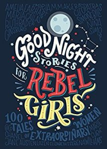Bedtime stories for rebel girls