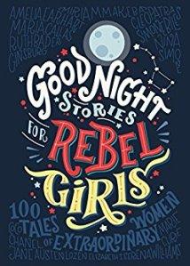 Bedtime stories for rebel girls